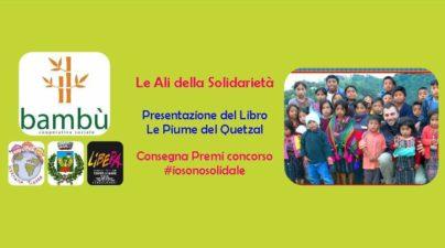 Evento presentazione libro Le quattro pietre Hermana Tierra Onlus, Associazione di volontari laici e cristiani operante in Guatemala